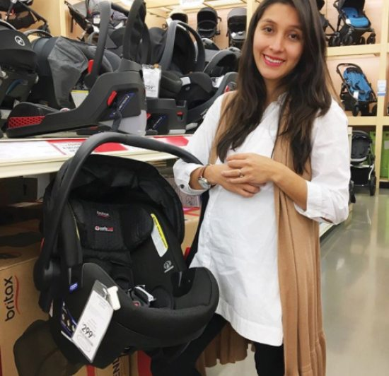 Britax Mom Influencer