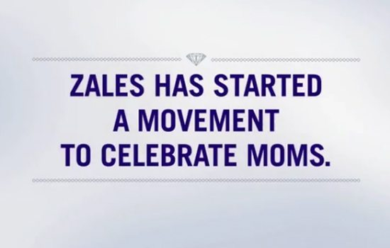 Zales Mom Influencer Marketing