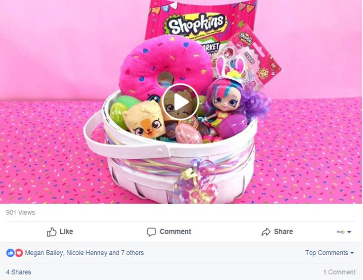 Engaging Moms through DIY Gift-Giving Fast-Form Video
