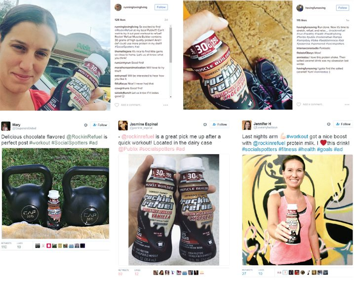 Handpicking Influencers to Share Specific Brand Message