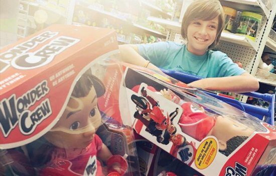 Sweepstakes Drive Moms into Stores to Find and Share Products