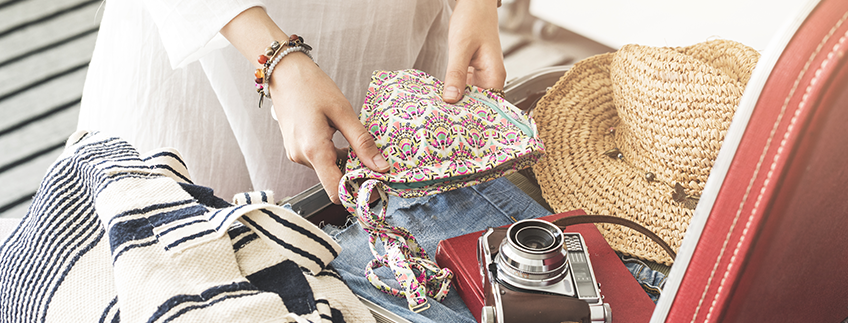 Ready, Set, Go! Moms are Packing their Bags!